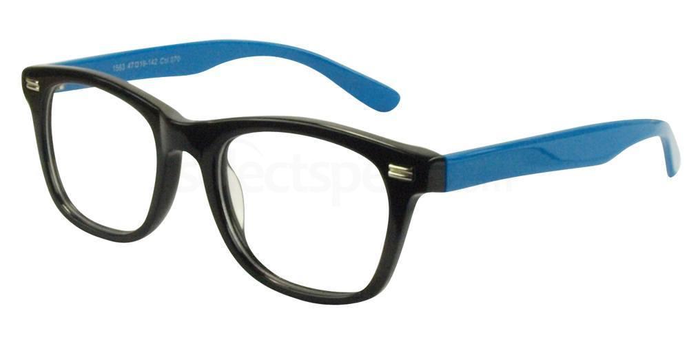 C070 1563 Glasses, Infinity