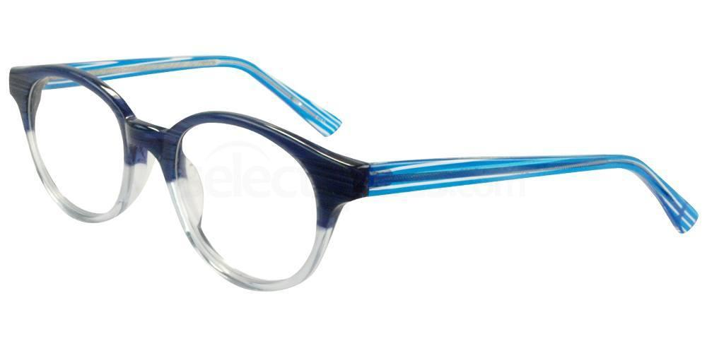C253 BL6289 Glasses, Hallmark