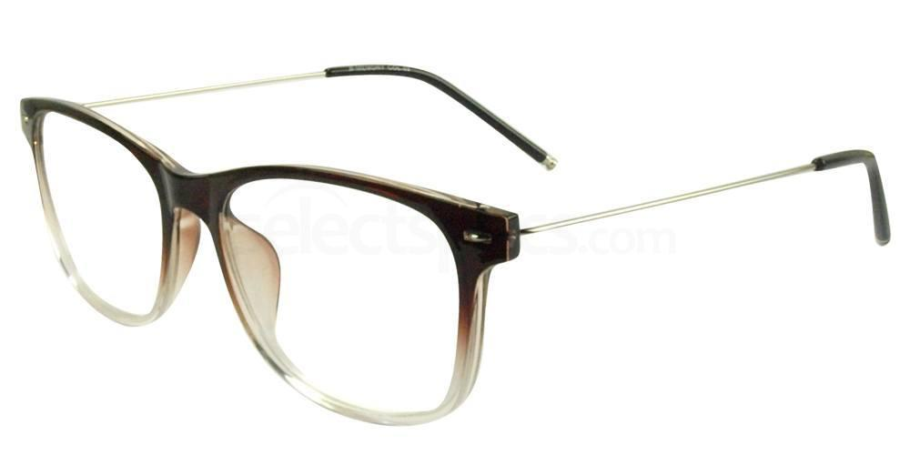 Brown / Clear 6005 Glasses, Hallmark