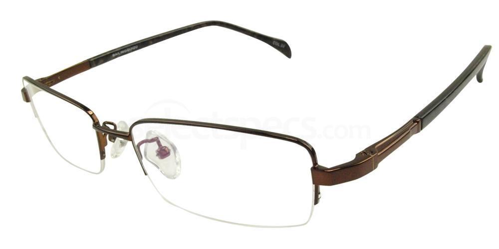 COL33 B-2184 Glasses, Hallmark