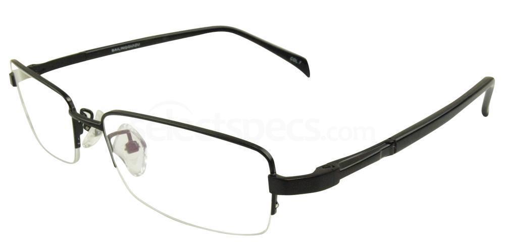 COL5 B-2184 Glasses, Hallmark