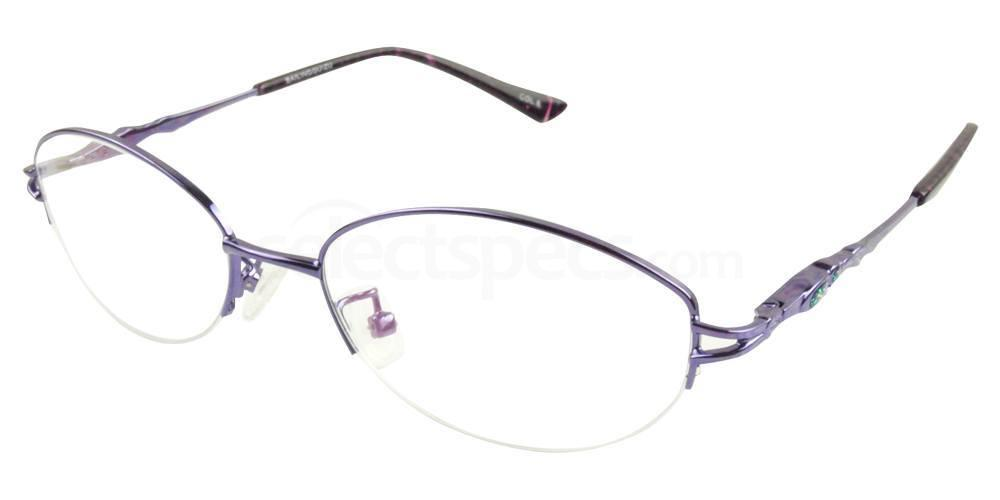 COL6 B-2185 Glasses, Hallmark