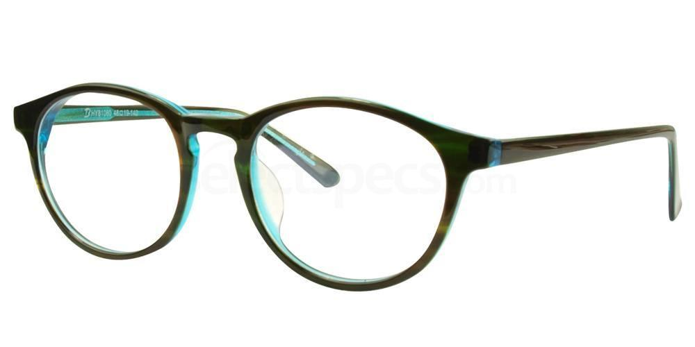 C2 HY81080 Glasses, Hallmark