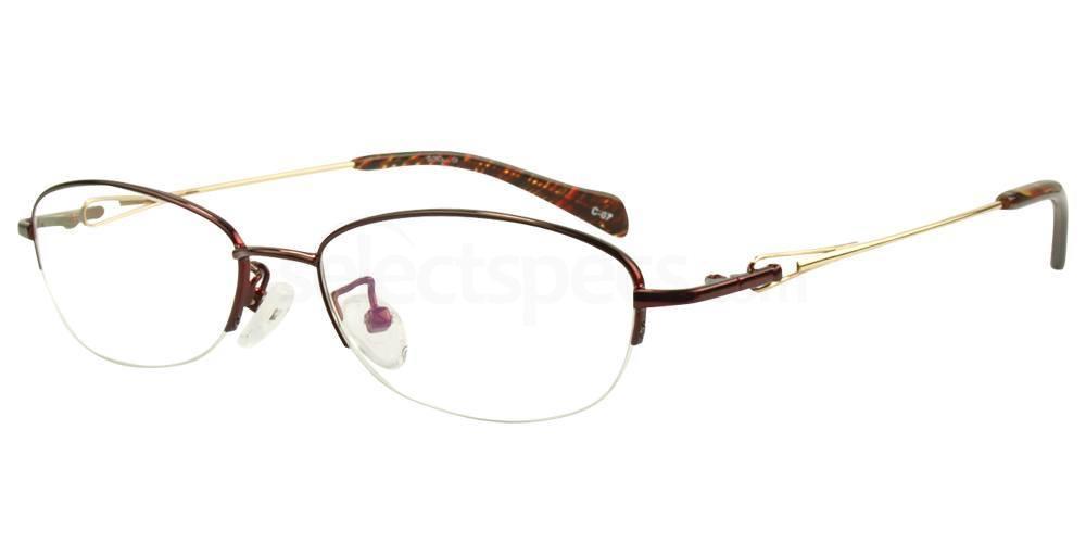 C07 1106 Glasses, Hallmark