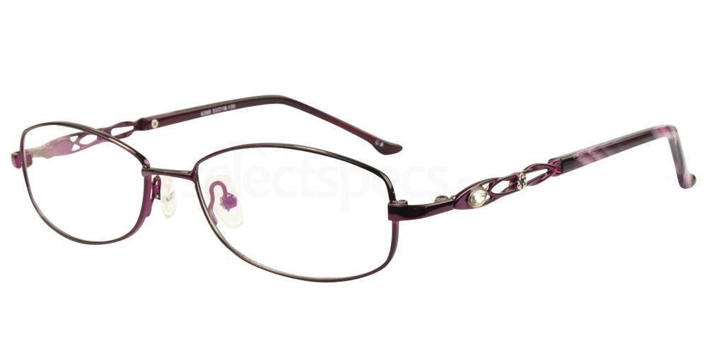 C8 6366 Glasses, Hallmark