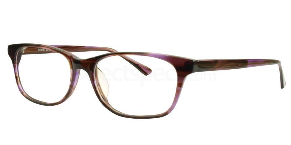 C3 B81117 Glasses, Hallmark