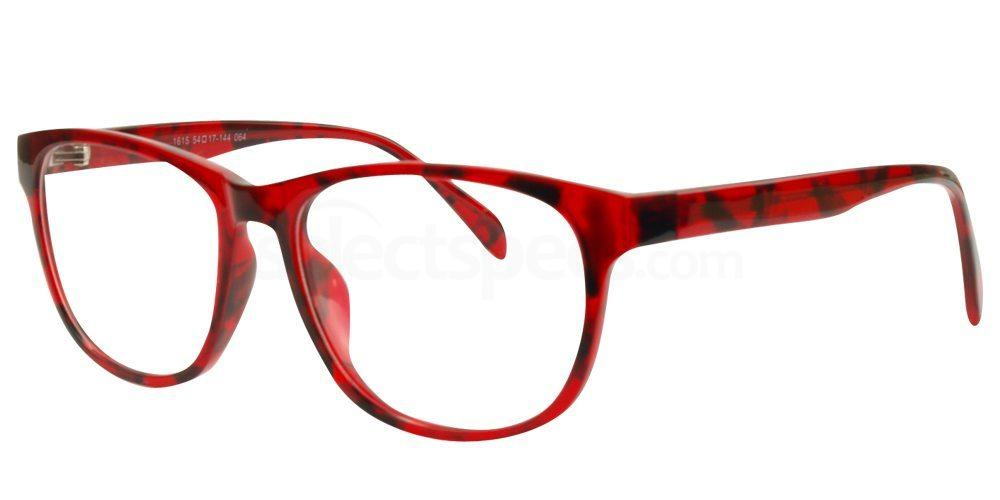 Red 1615 Glasses, SelectSpecs
