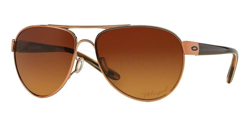 411005 OO4110 DISCLOSURE (Polarized) Sunglasses, Oakley Ladies