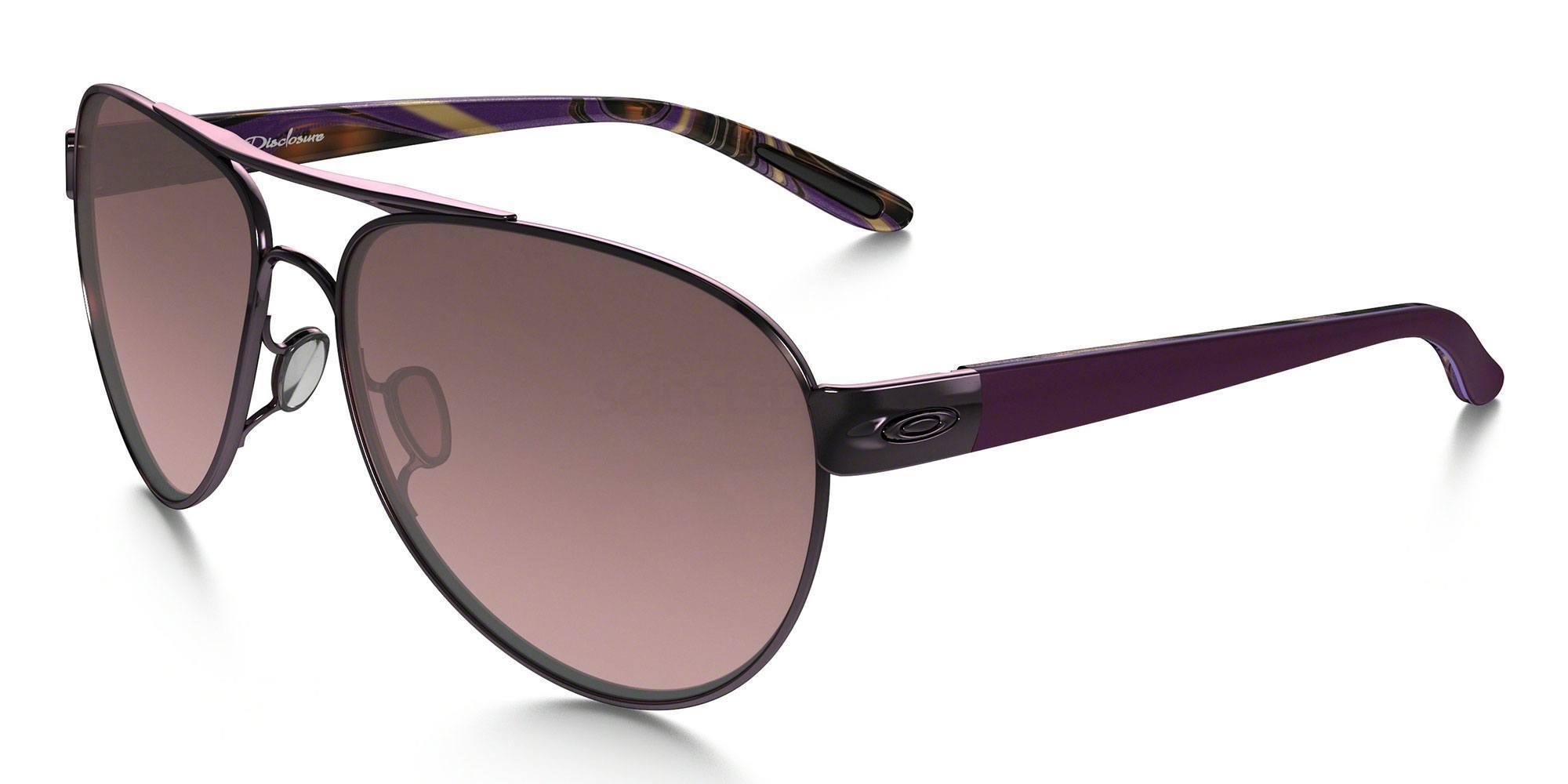 411001 OO4110 DISCLOSURE (Standard) Sunglasses, Oakley Ladies