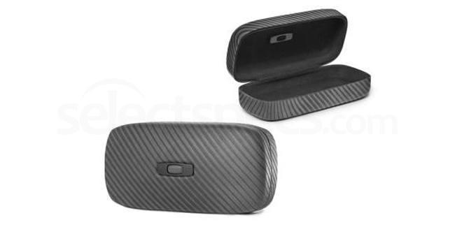 07-582 Oakley Square O Graphite Hard Case Accessories, Oakley Accessories