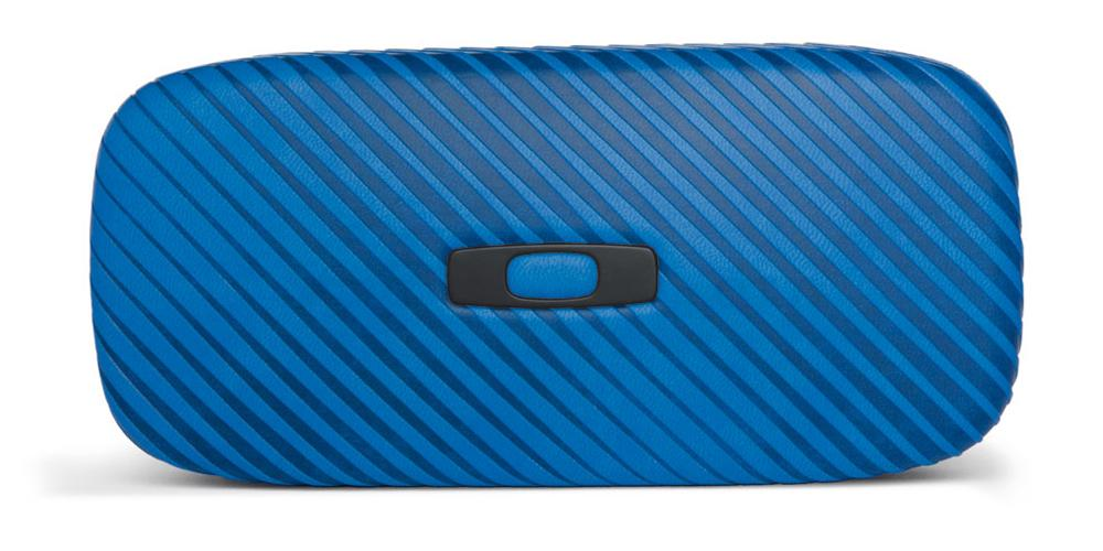 100-270-003 Oakley Square O Hard Case - Pacific Blue Accessories, Oakley Accessories