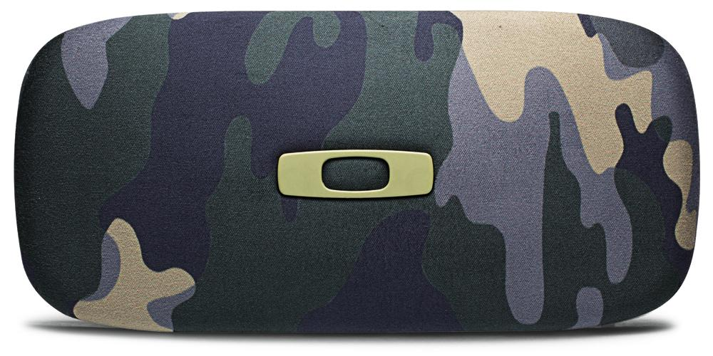 100-363-001 Oakley Square O Hard Case - Camouflage Accessories, Oakley Accessories