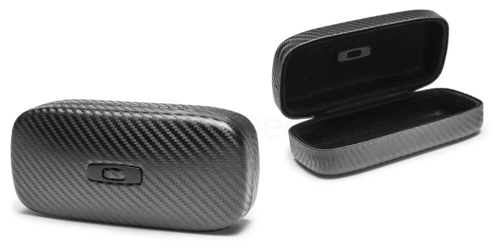100-971-001 Oakley Square O Hard Case - Carbon Fibre Accessories, Oakley Accessories