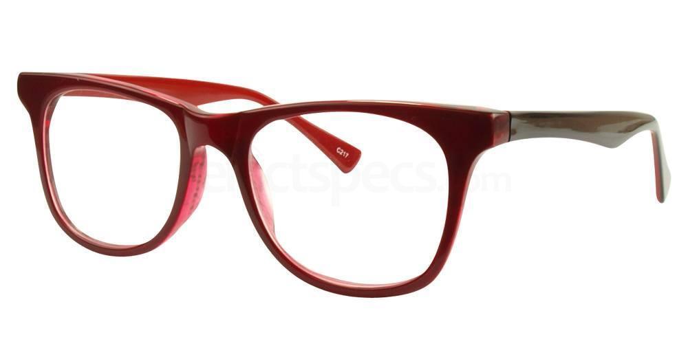 C217 BL6288 Glasses, Hallmark
