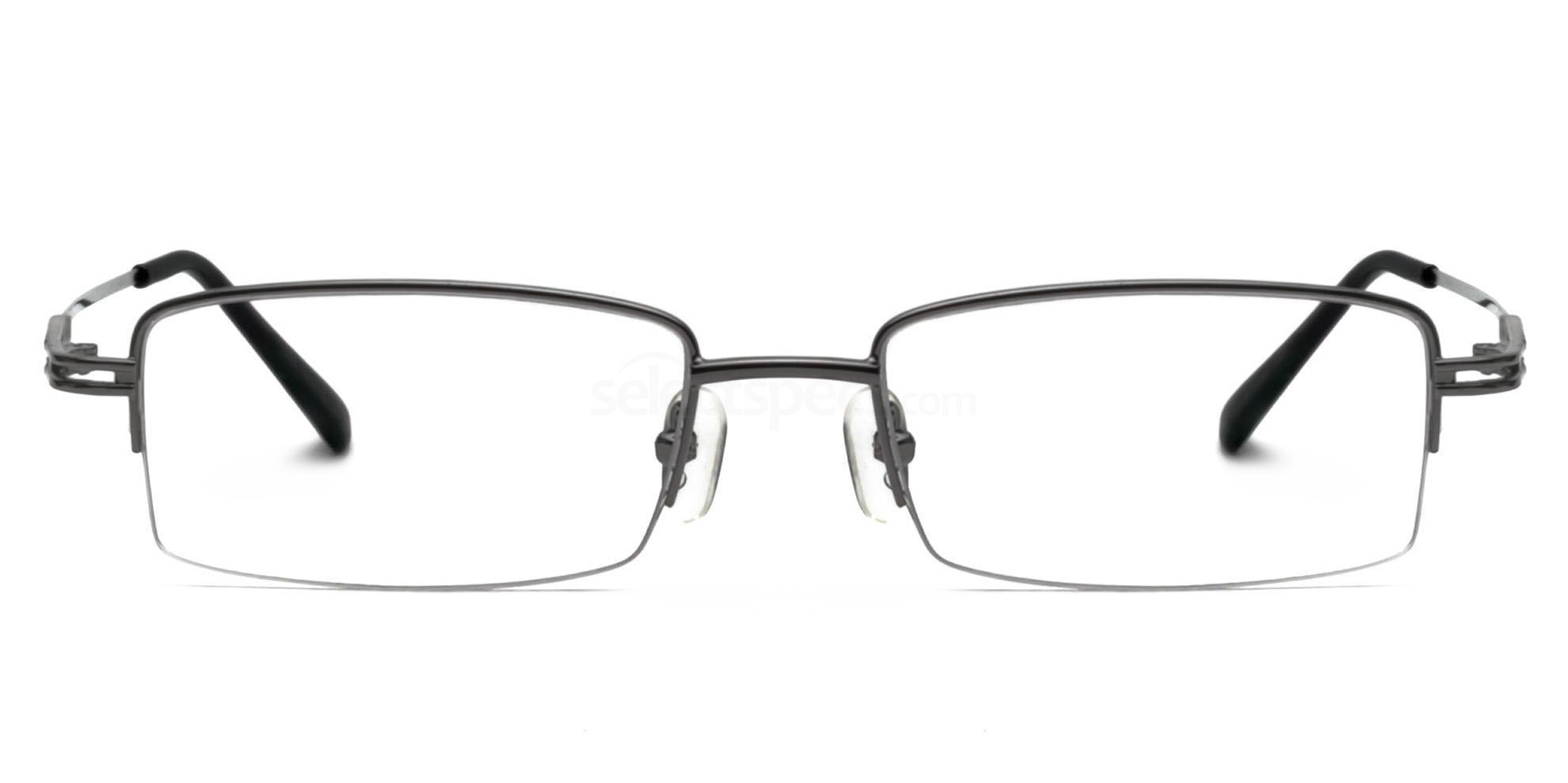 Gun 666 Glasses, Infinity