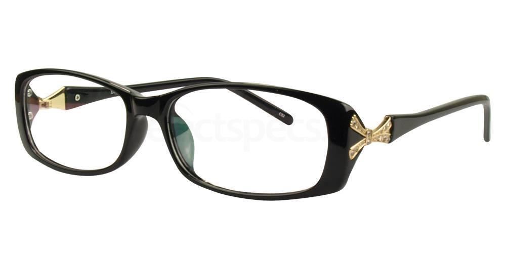 C02 6073 Glasses, Hallmark
