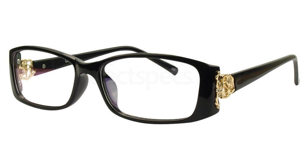 Black 6075 Glasses, Hallmark