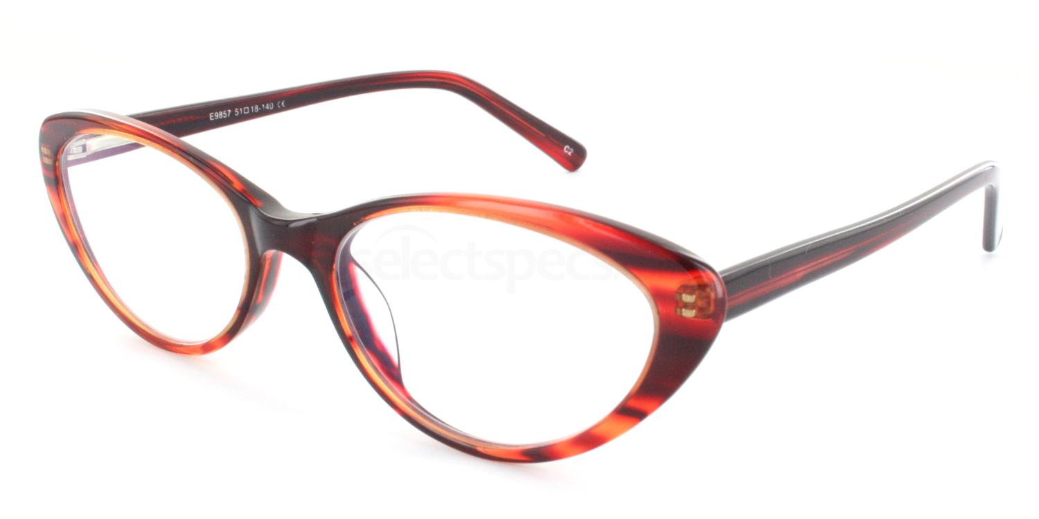 geek chic cateye glasses