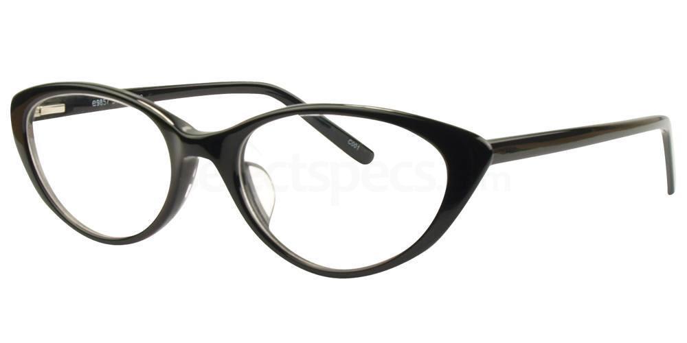 C07 E9857 Glasses, Hallmark
