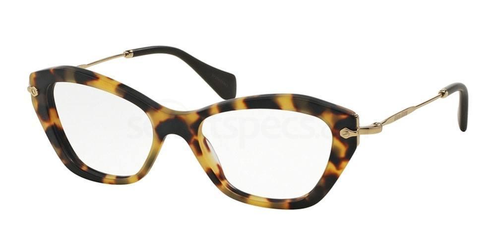 HAN1O1 MU 04LV (2/2) Glasses, Miu Miu