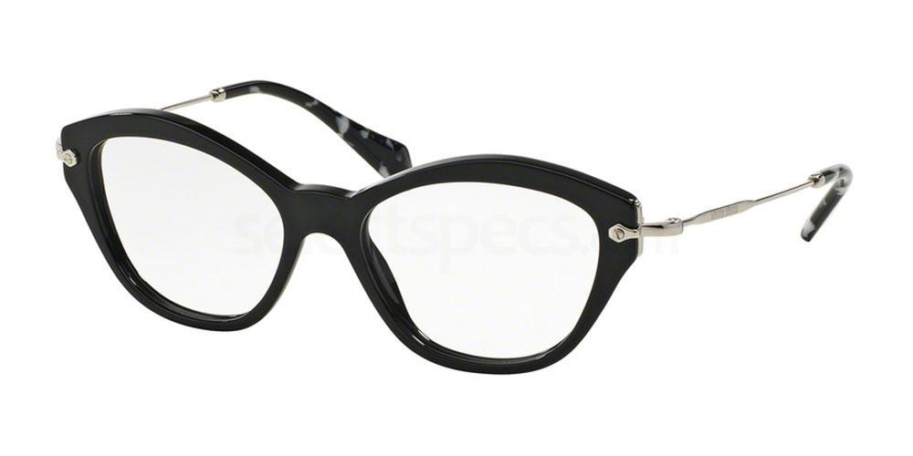 1AB1O1 MU 02OV Glasses, Miu Miu