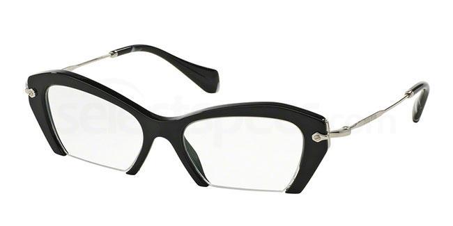 1AB1O1 MU 03OV Glasses, Miu Miu