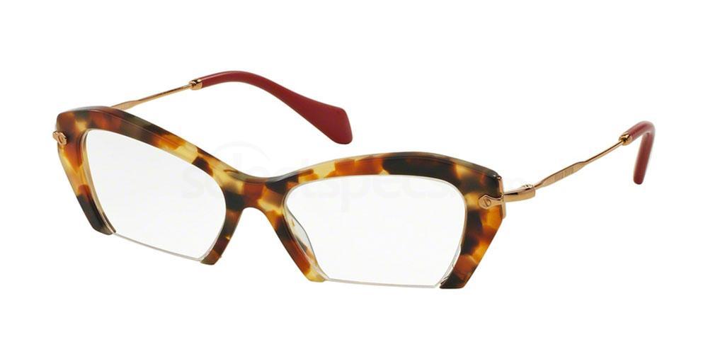 UA51O1 MU 03OV Glasses, Miu Miu