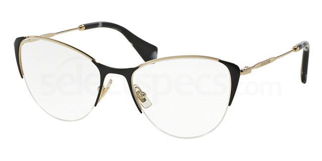 1AB1O1 MU 50OV Glasses, Miu Miu
