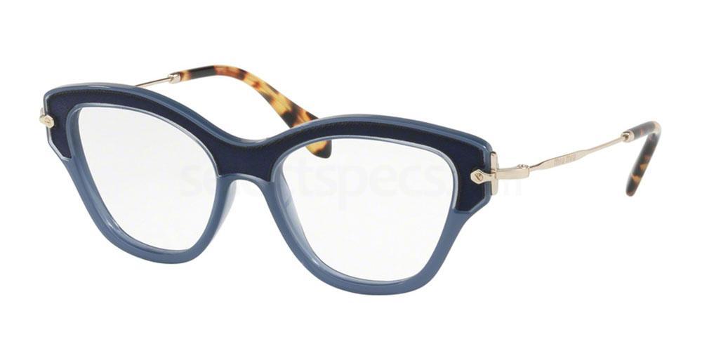VIG1O1 MU 07OV Glasses, Miu Miu