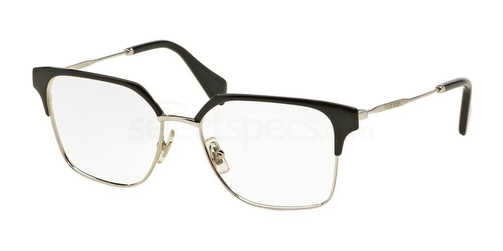 1AB1O1 MU 52OV Glasses, Miu Miu