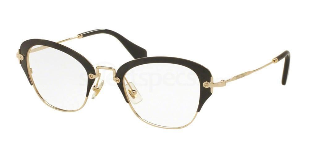1AB1O1 MU 53OV Glasses, Miu Miu