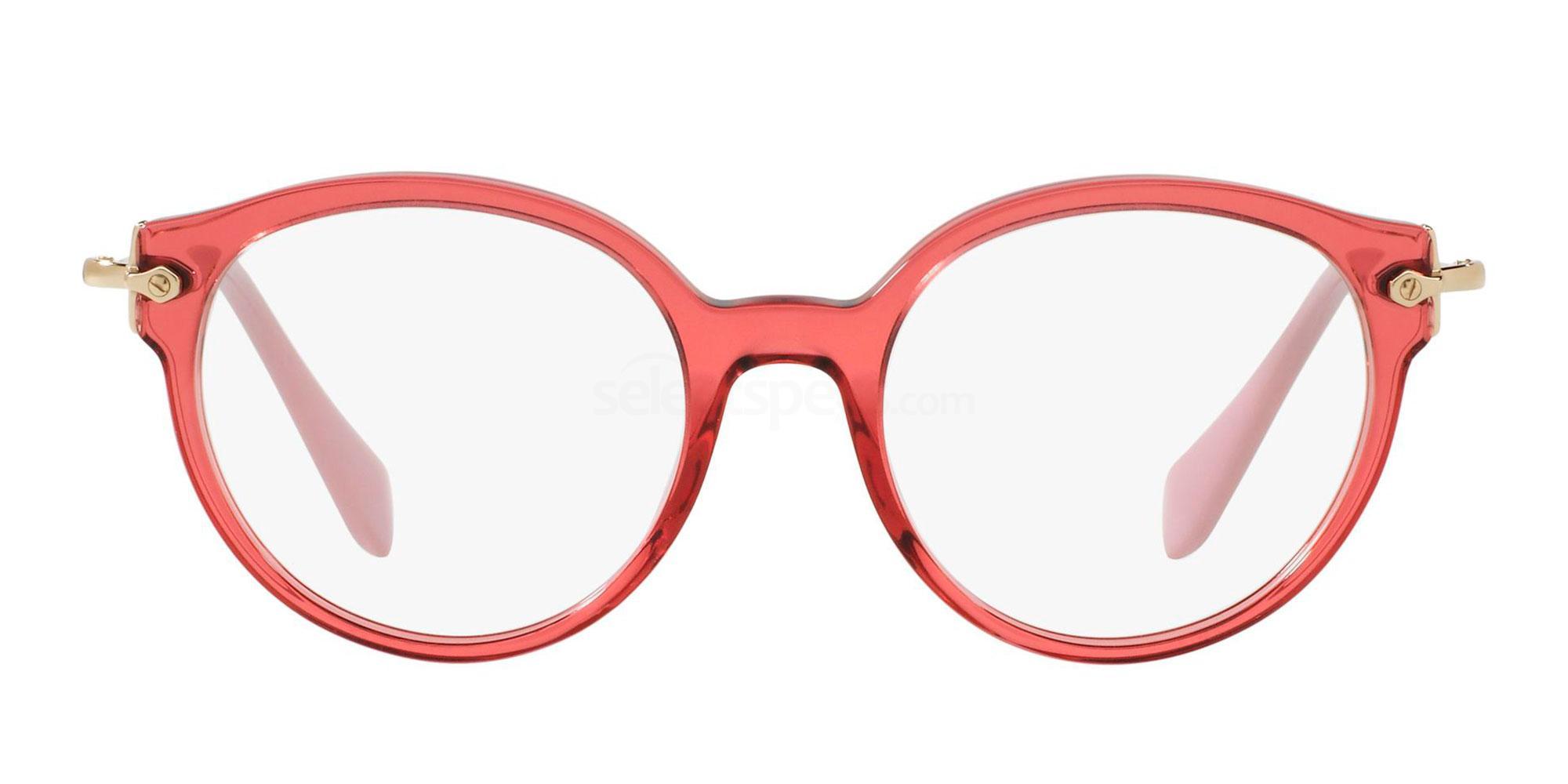 U681O1 MU 04PV Glasses, Miu Miu