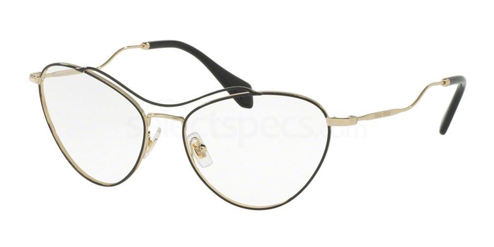 1AB1O1 MU 53PV Glasses, Miu Miu