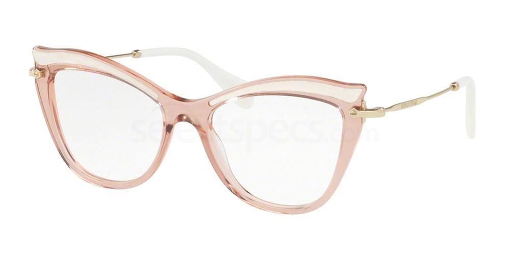 transparent cateye glasses