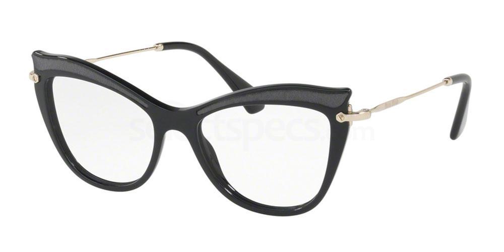 VIE1O1 MU 06PV Glasses, Miu Miu