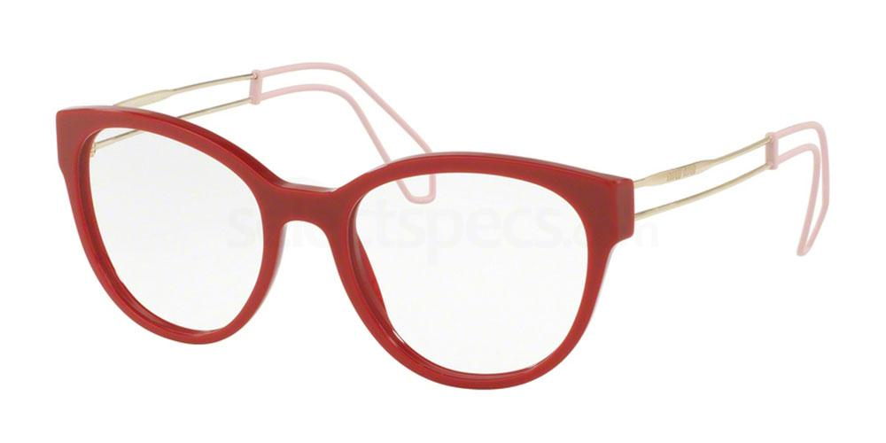 USL1O1 MU 03PV Glasses, Miu Miu
