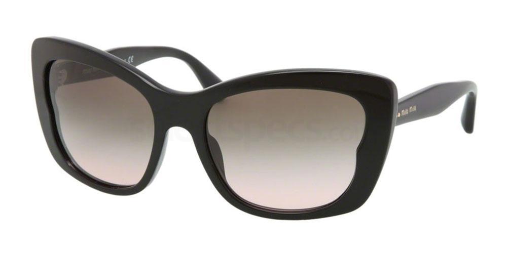 1AB1E2 MU 03OS Sunglasses, Miu Miu