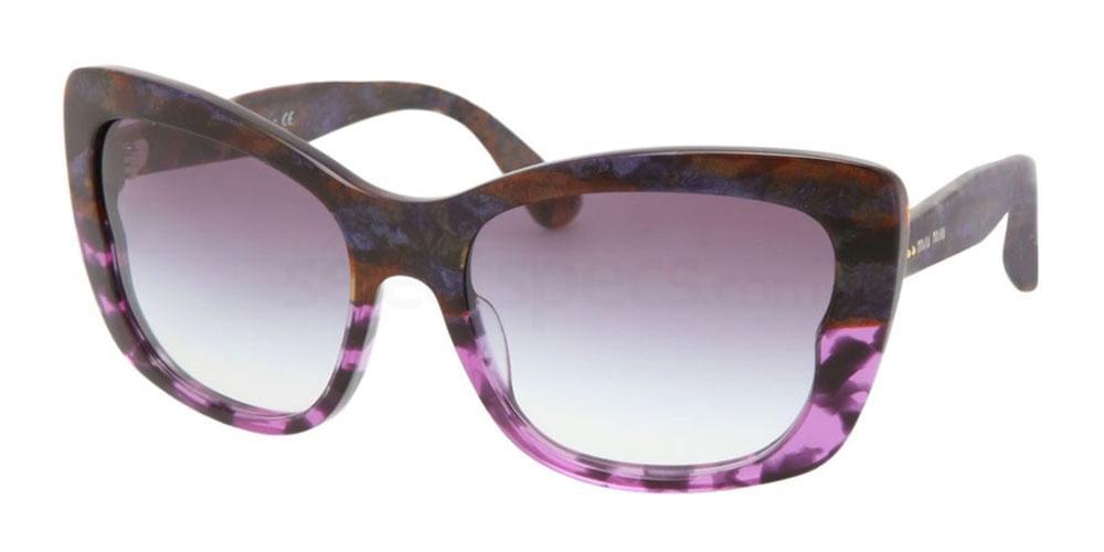 MAO4W1 MU 03OS Sunglasses, Miu Miu