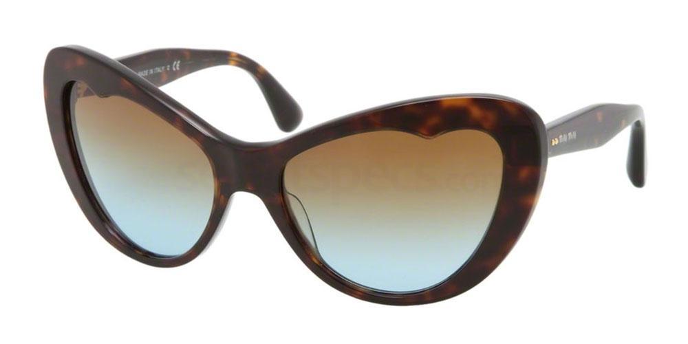 2AU1F0 MU 04OS Sunglasses, Miu Miu