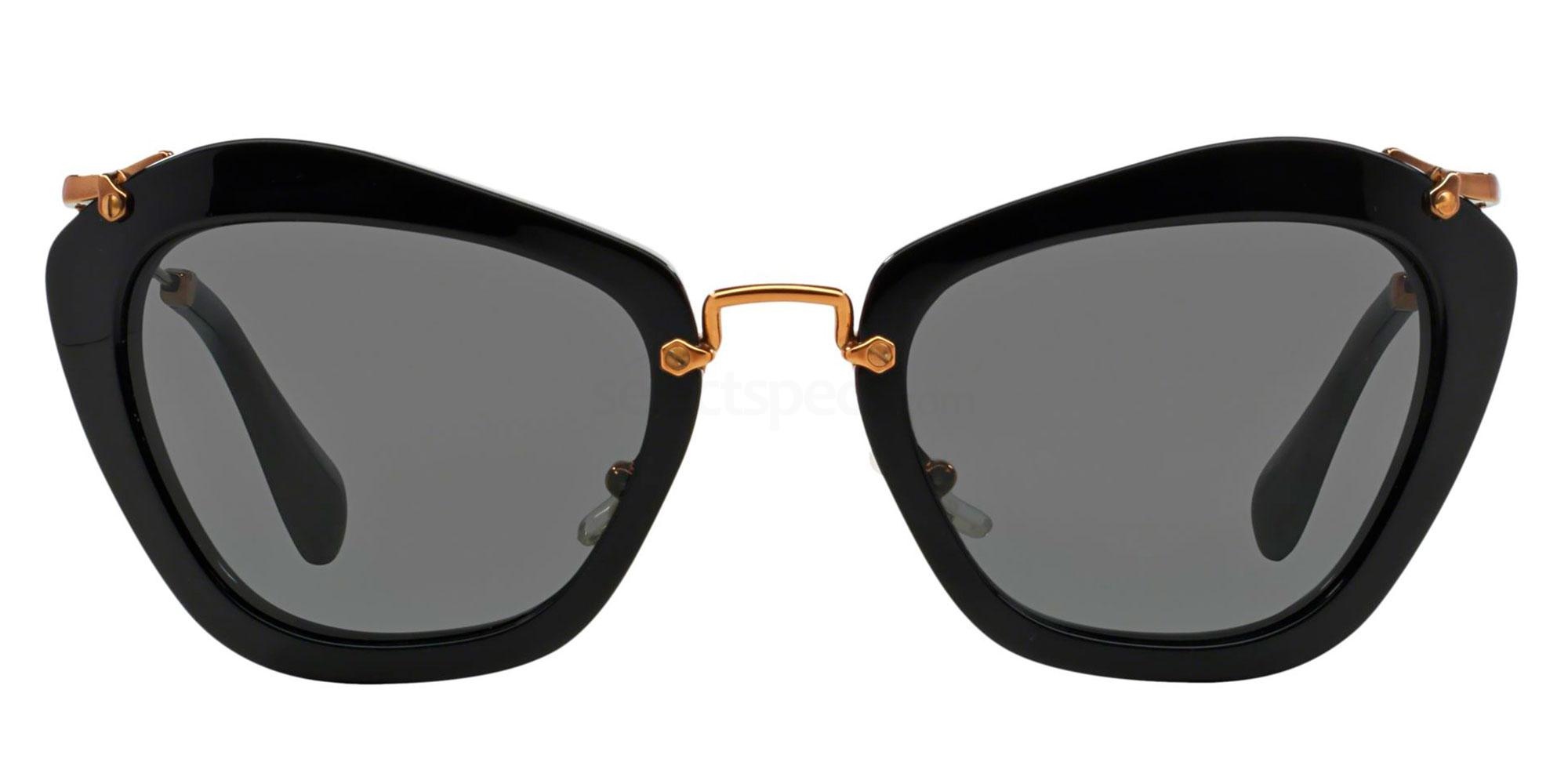 1AB1A1 MU 10NS (1/3) Sunglasses, Miu Miu
