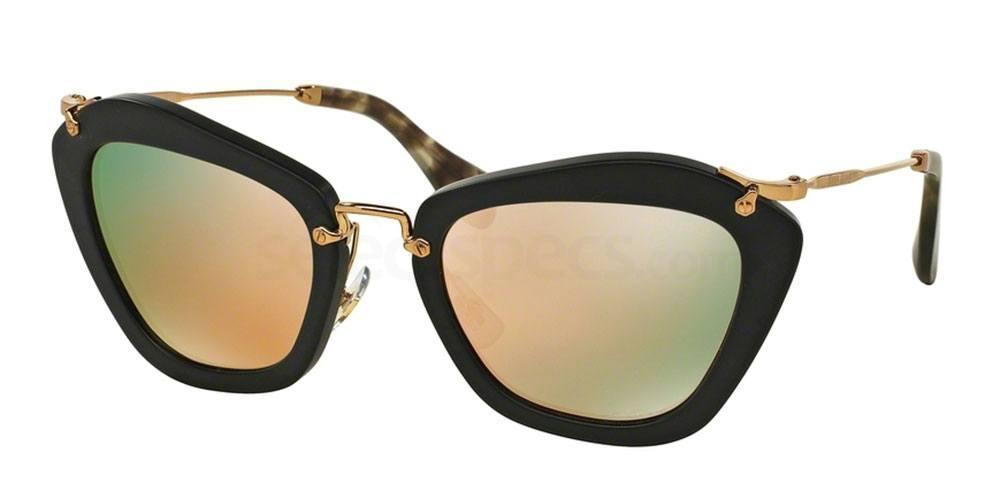 1BO2D2 MU 10NS (3/3) Sunglasses, Miu Miu