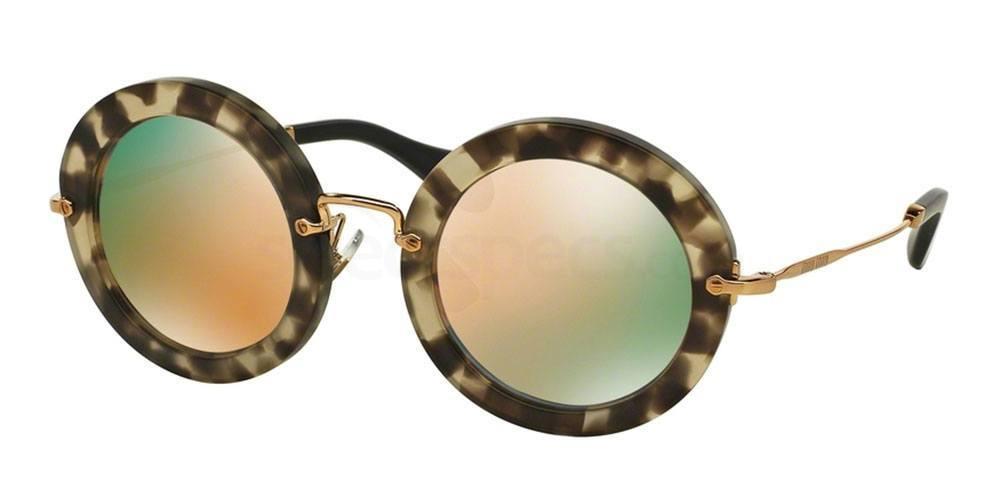 camo style sunglasses