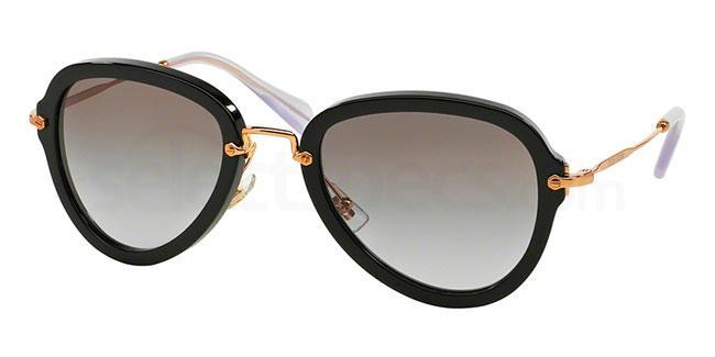 1AB3H0 MU 03QS Sunglasses, Miu Miu