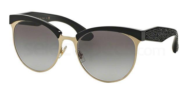 1AB3E2 MU 54QS Sunglasses, Miu Miu