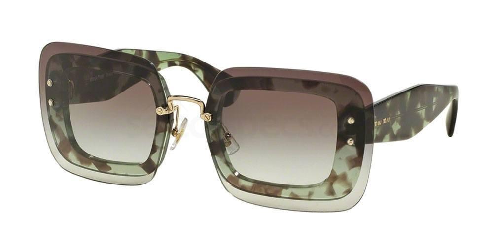 UAG0A7 MU 02RS Sunglasses, Miu Miu