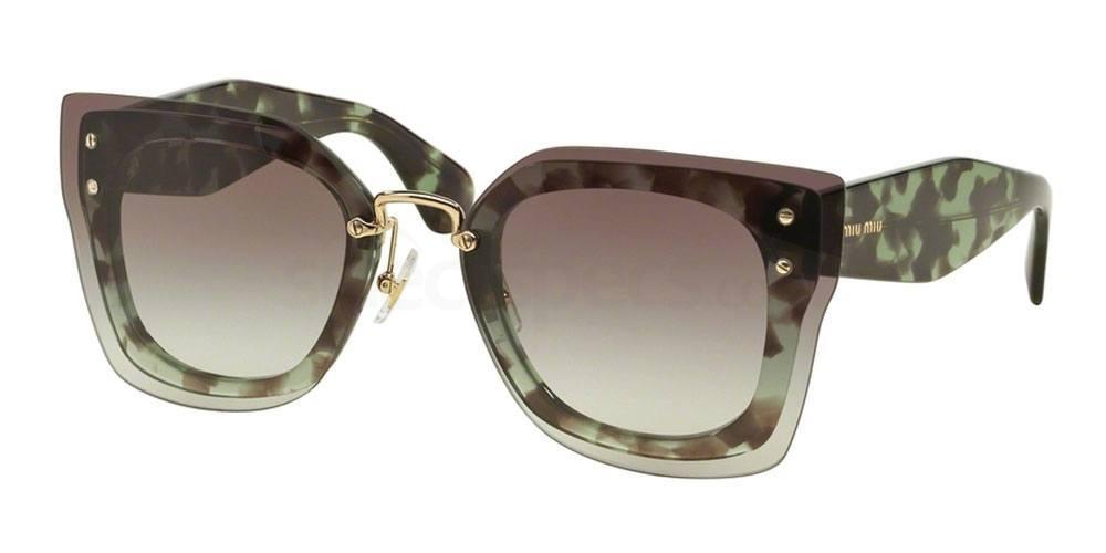 UAG0A7 MU 04RS Sunglasses, Miu Miu
