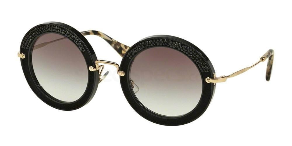 1AB0A7 MU 08RS Sunglasses, Miu Miu