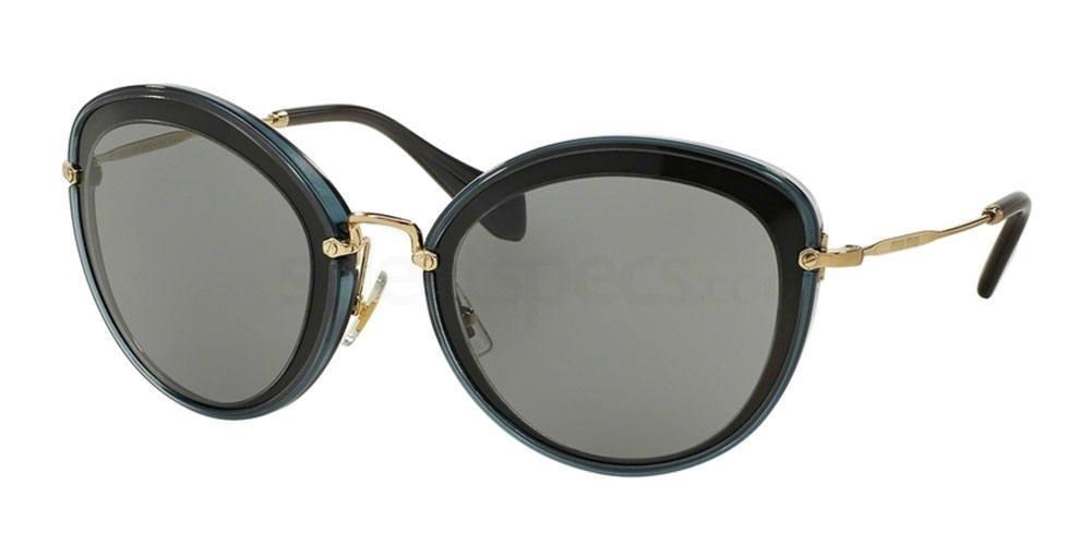 1AB9K1 MU 50RS Sunglasses, Miu Miu