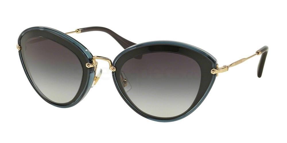 1AB5D1 MU 51RS Sunglasses, Miu Miu
