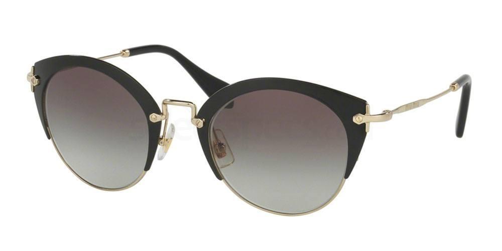 1AB0A7 MU 53RS Sunglasses, Miu Miu